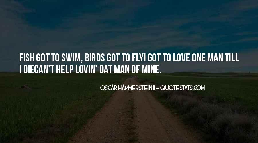 Quotes About Birds And Love #1004172