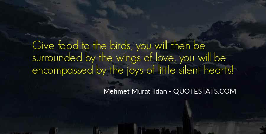 Quotes About Birds And Love #1192021