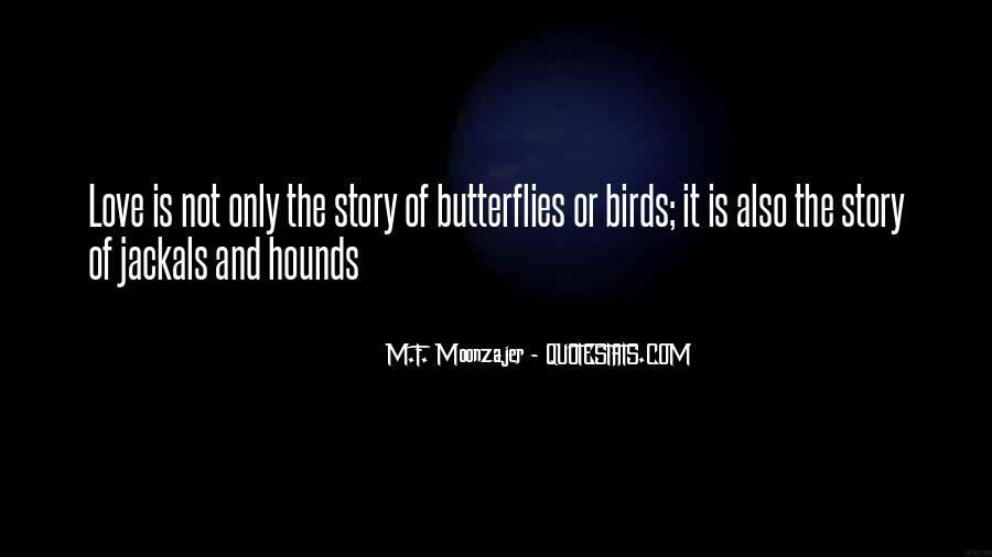 Quotes About Birds And Love #1212200