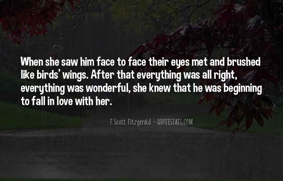 Quotes About Birds And Love #205134