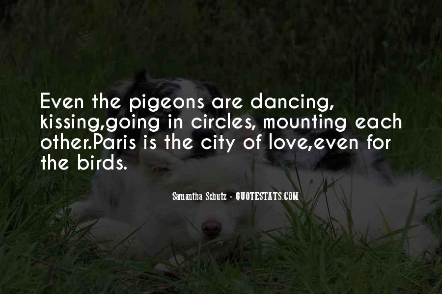 Quotes About Birds And Love #283478