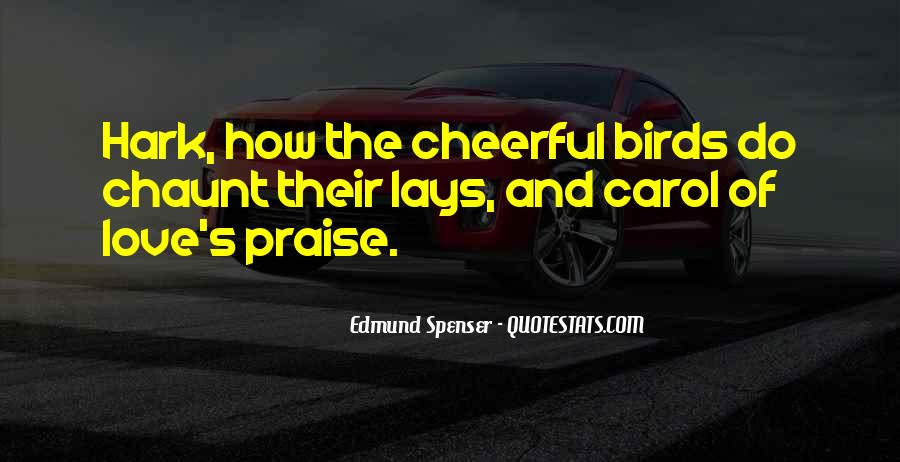 Quotes About Birds And Love #513509