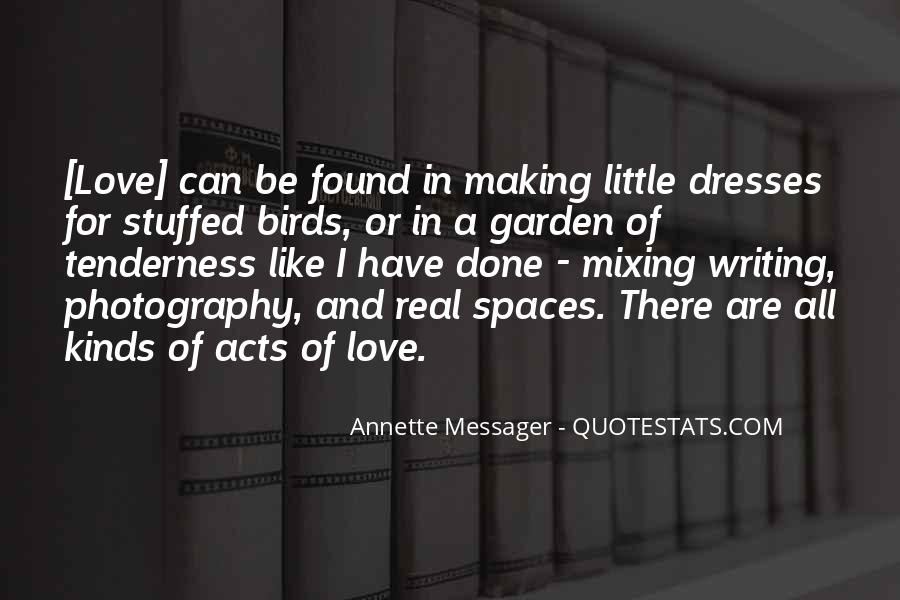 Quotes About Birds And Love #711710