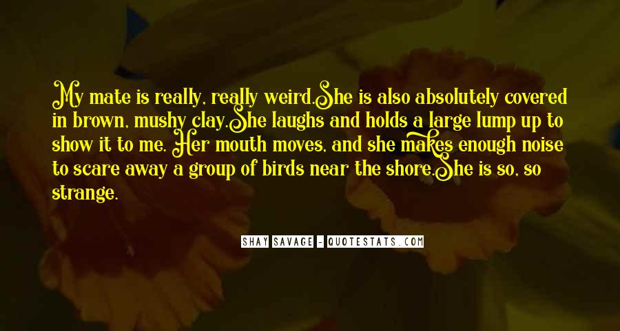 Quotes About Birds And Love #80919