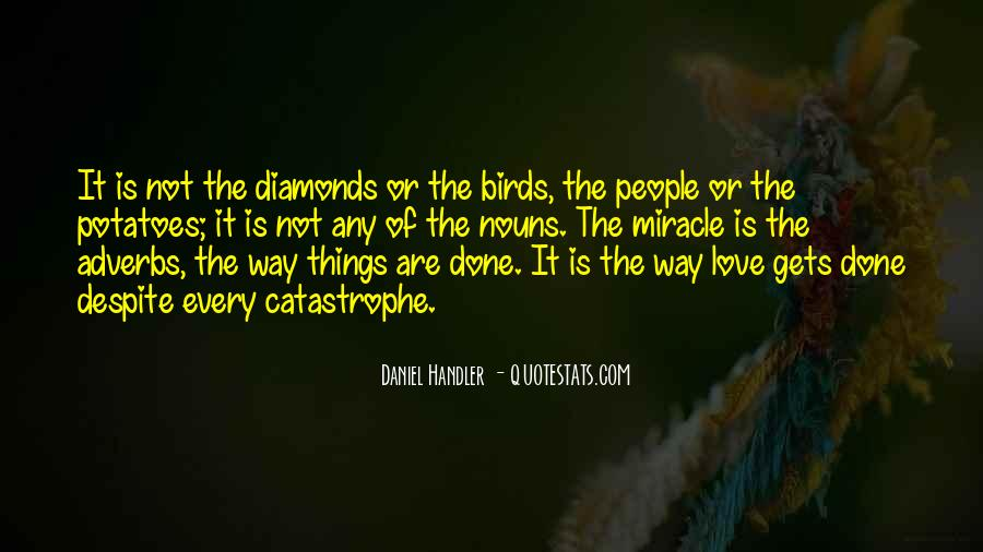 Quotes About Birds And Love #866253