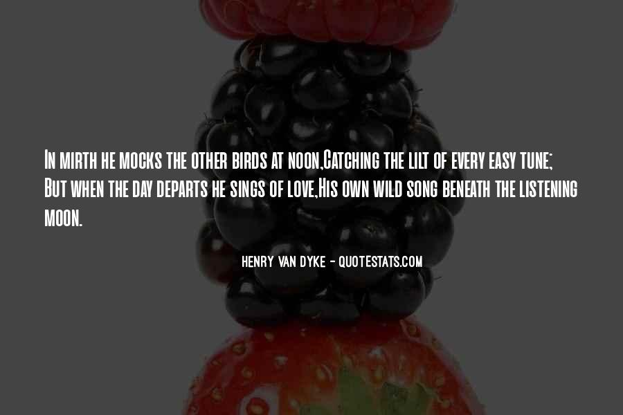 Quotes About Birds And Love #920254