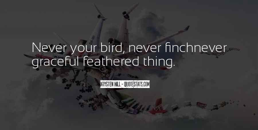 Quotes About Birds And Love #951594