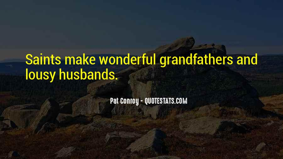 Quotes About Lousy Husbands #341442