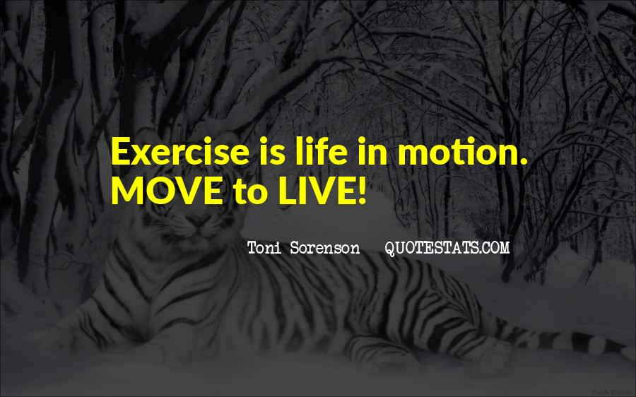 Quotes About Motion #103940