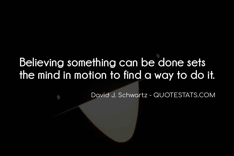 Quotes About Motion #115455