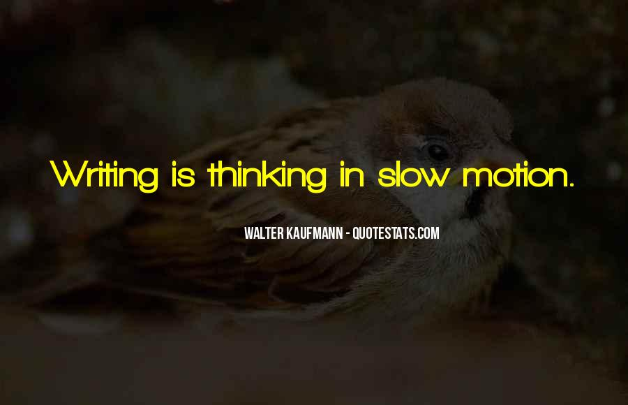 Quotes About Motion #3992