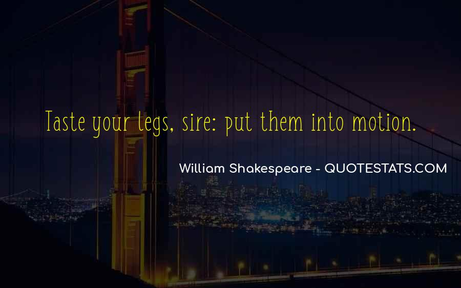 Quotes About Motion #93824