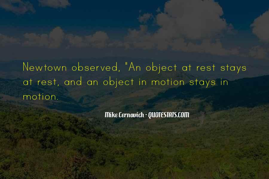 Quotes About Motion #98094