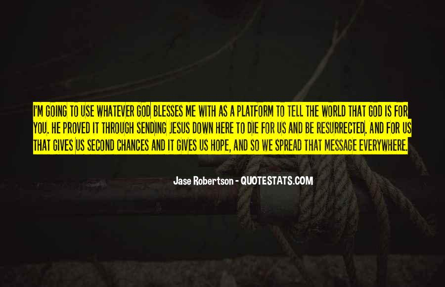 Quotes About Second Chances From God #1142336