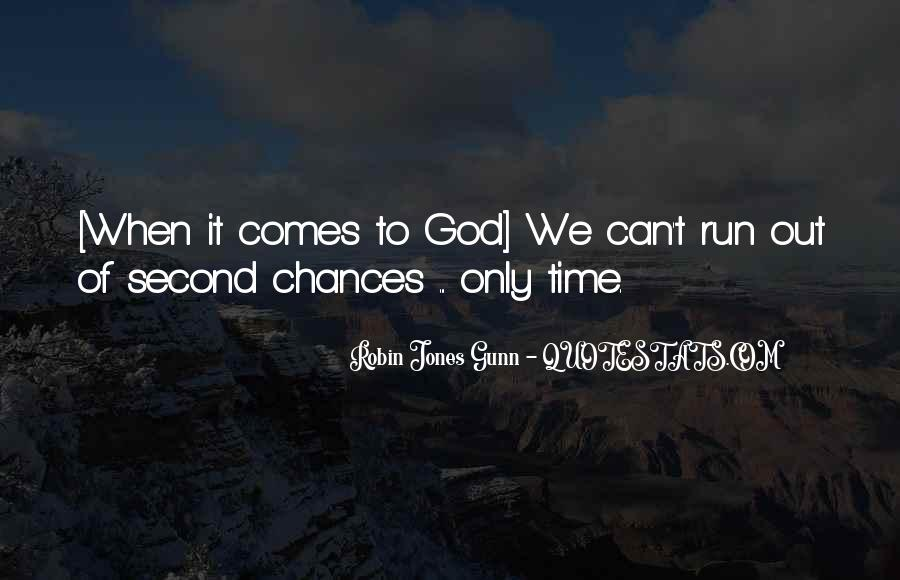 Quotes About Second Chances From God #1169101