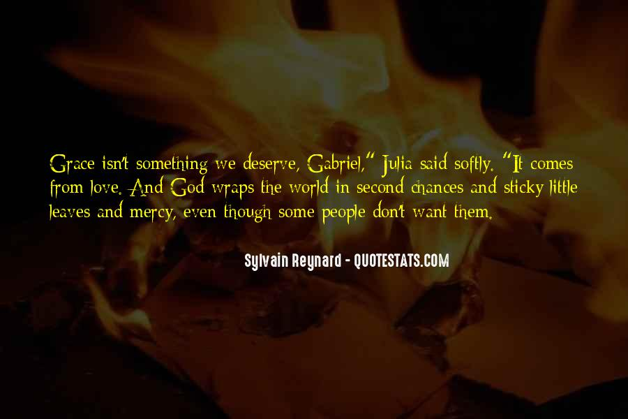 Quotes About Second Chances From God #670296