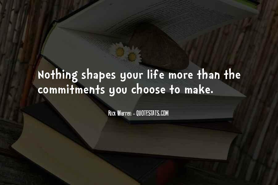 Quotes About The Life You Choose #172229