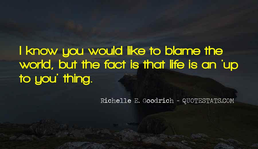 Quotes About The Life You Choose #404106