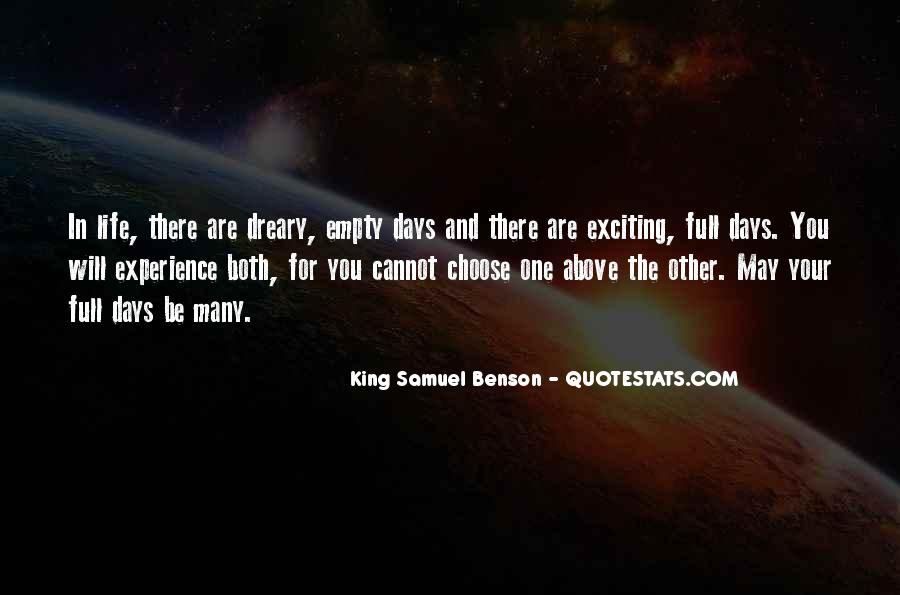 Quotes About The Life You Choose #496395