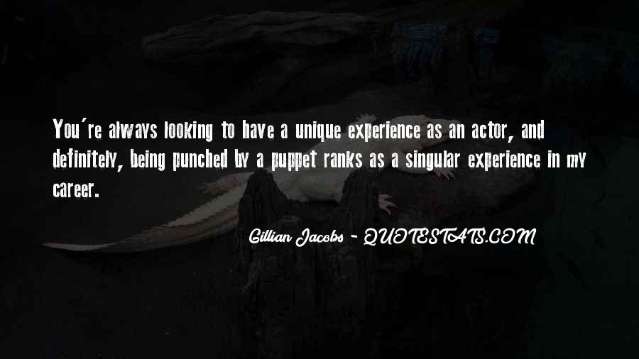 Quotes About Not Being A Puppet #1342021