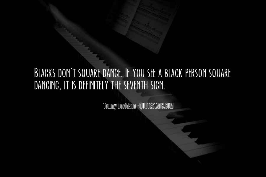 Quotes About Square Dancing #512925