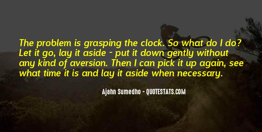 Quotes About Aversion #122316