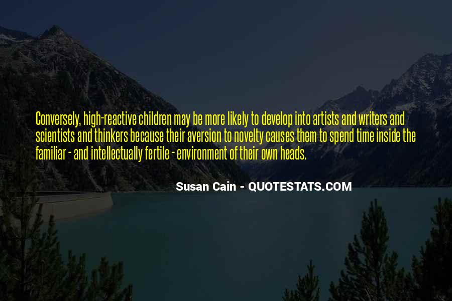 Quotes About Aversion #159932