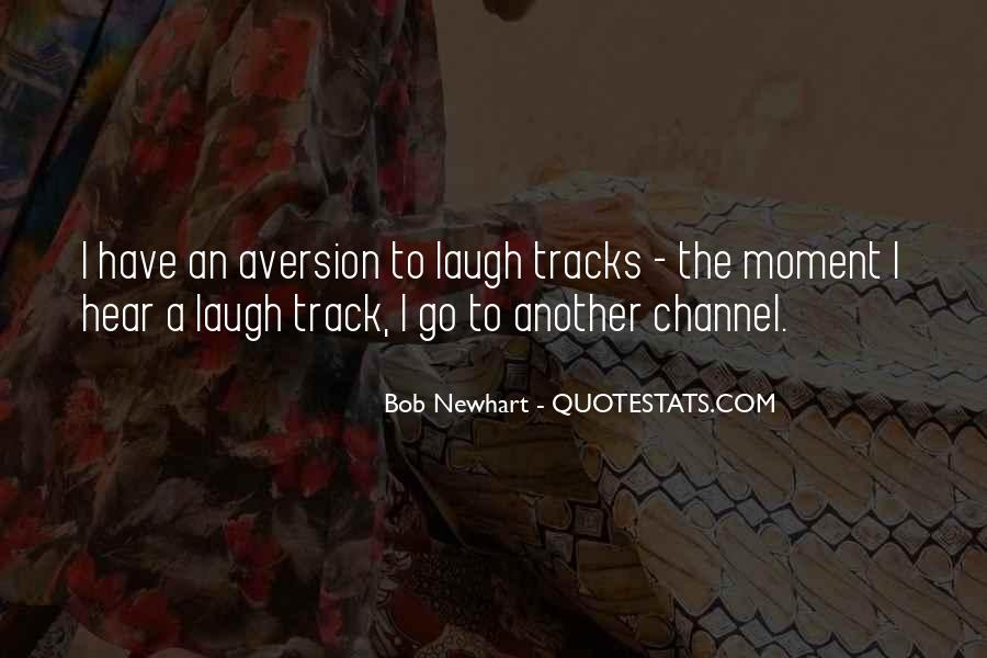 Quotes About Aversion #180579