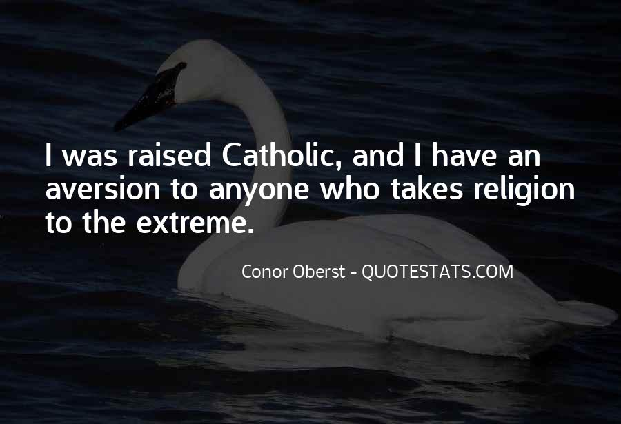 Quotes About Aversion #344857