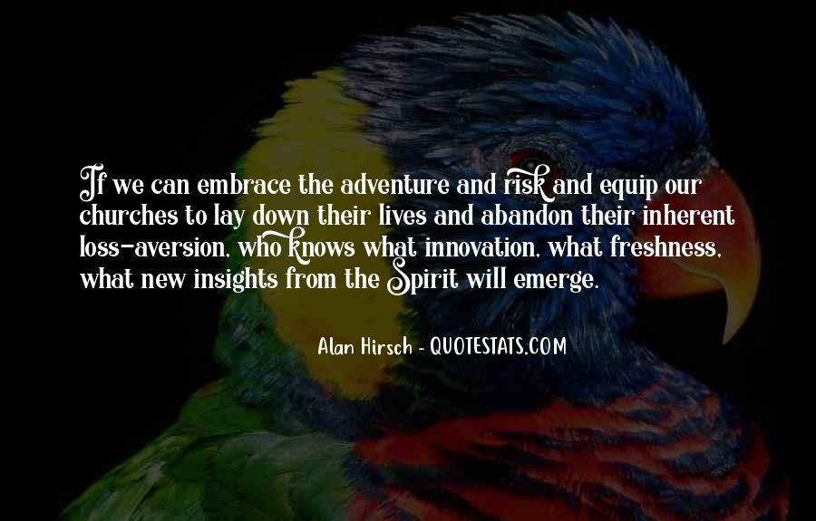 Quotes About Aversion #523291