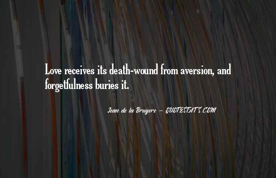 Quotes About Aversion #878169