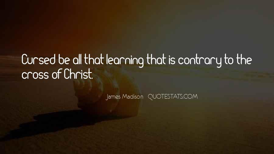 Quotes About Learning The Bible #213937
