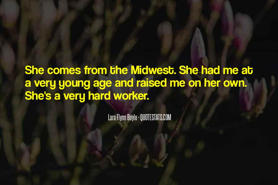 Quotes About The Midwest #1082299