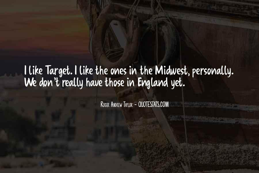 Quotes About The Midwest #229180