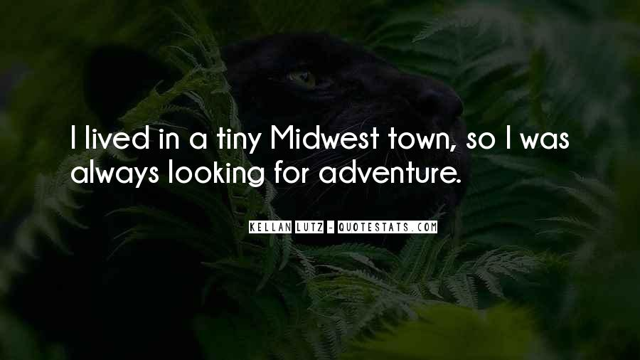 Quotes About The Midwest #50964