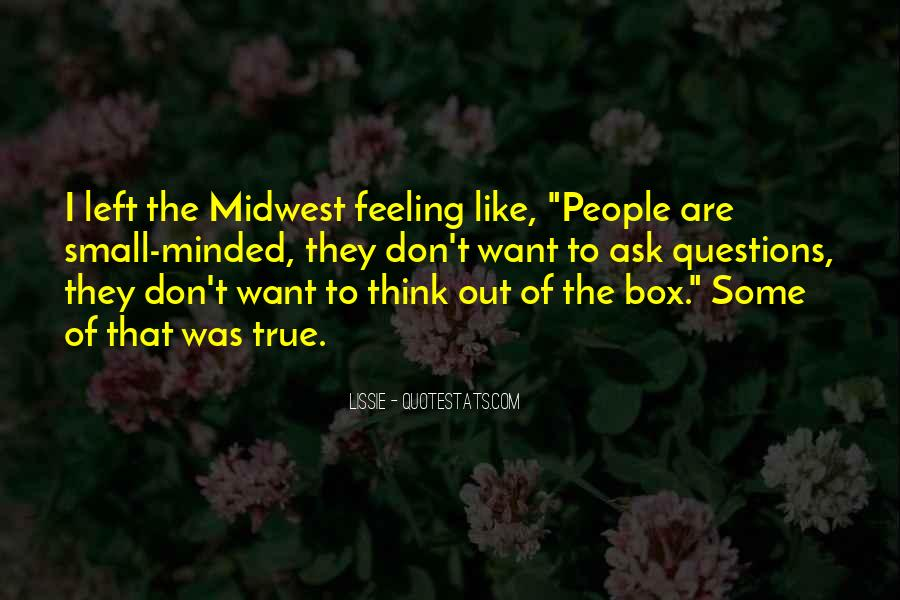 Quotes About The Midwest #54049
