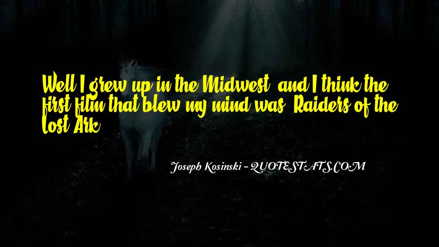 Quotes About The Midwest #606379