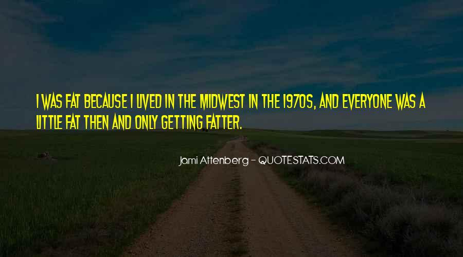 Quotes About The Midwest #632269