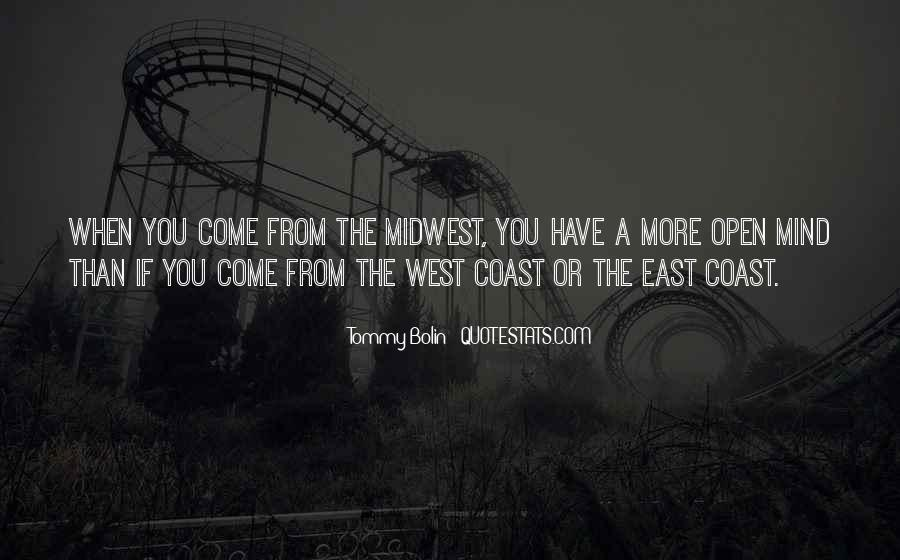Quotes About The Midwest #709314