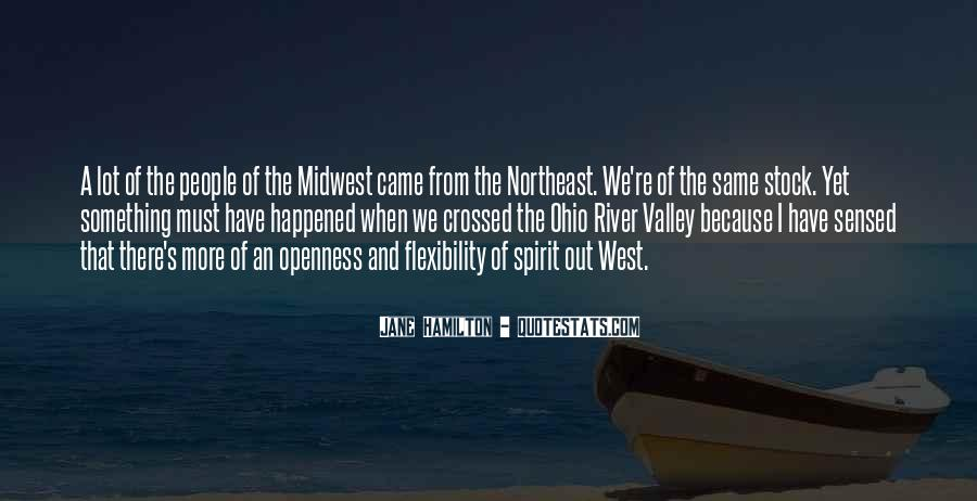 Quotes About The Midwest #812536