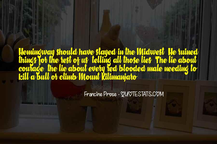 Quotes About The Midwest #909871