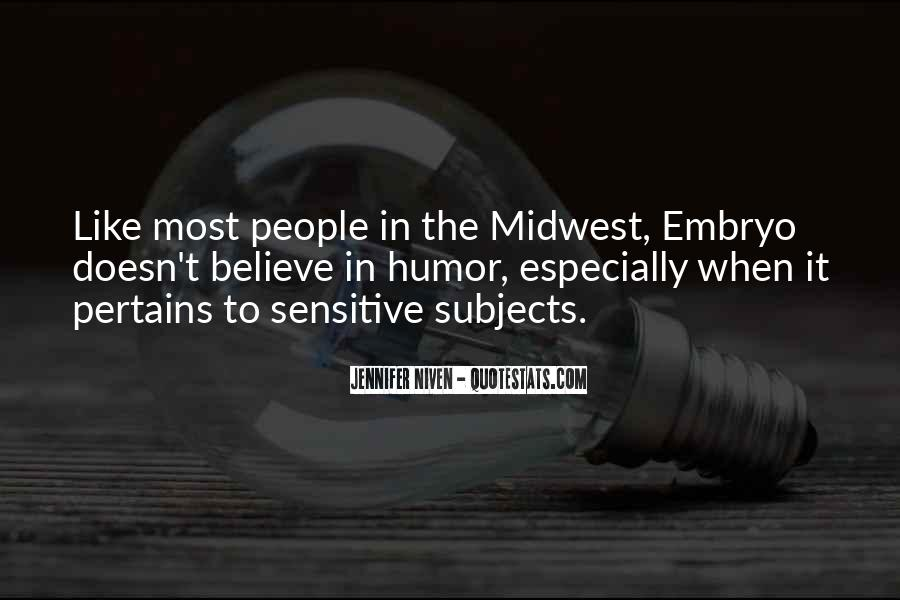 Quotes About The Midwest #952446