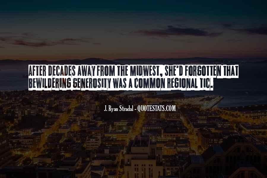 Quotes About The Midwest #958746