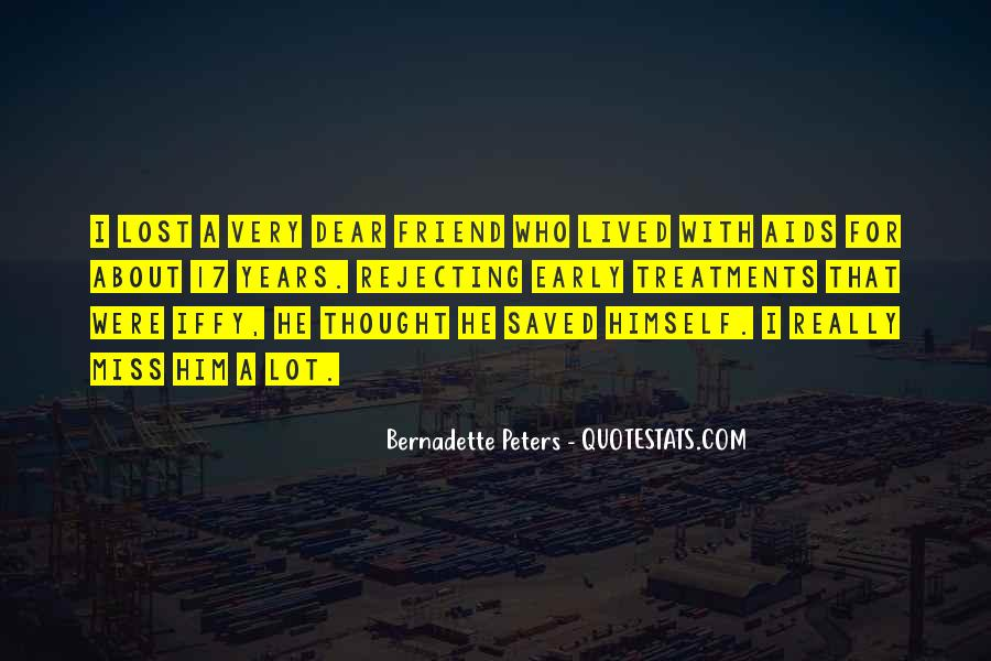 Quotes About Friend That You Miss #1205054