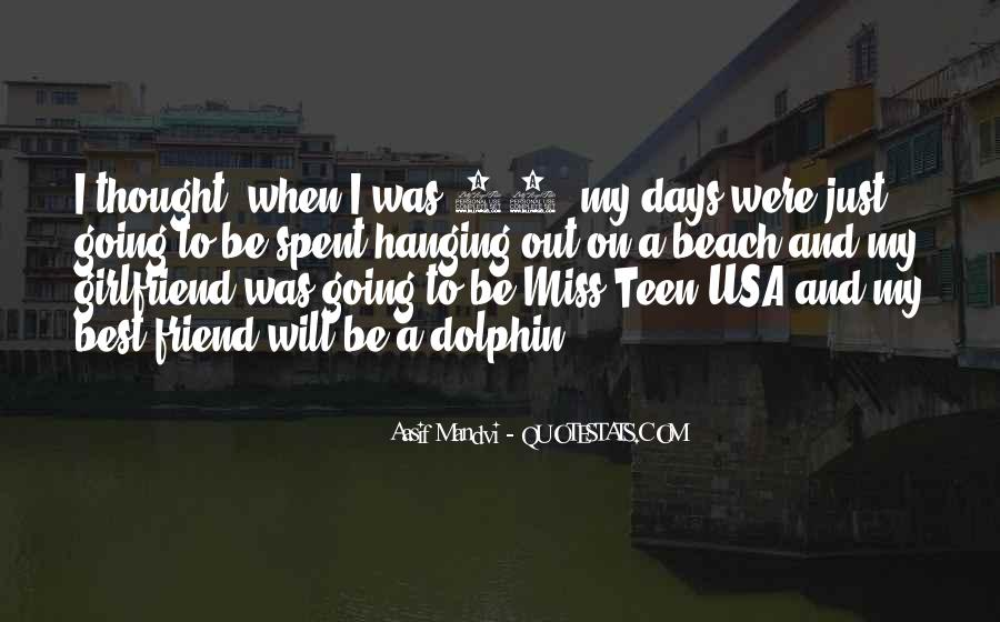 Quotes About Friend That You Miss #453365