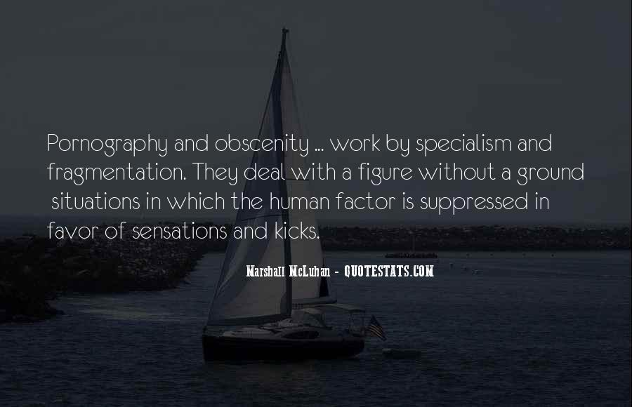 Quotes About Specialism #1371579