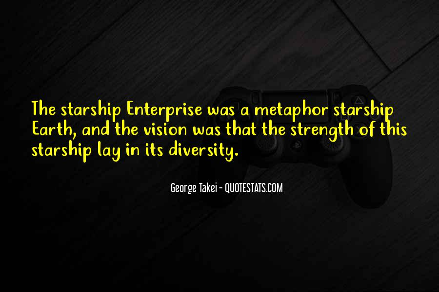 Quotes About Diversity And Strength #1700741
