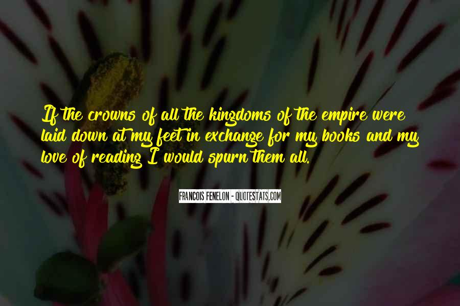 Quotes About The Love Of Reading Books #1102643