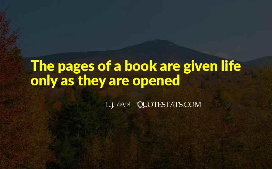 Quotes About The Love Of Reading Books #1143453