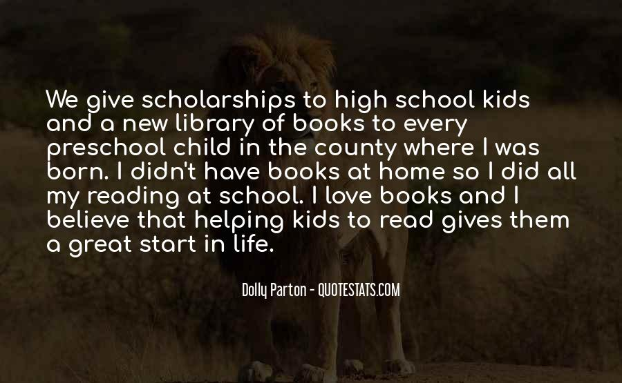 Quotes About The Love Of Reading Books #1208448